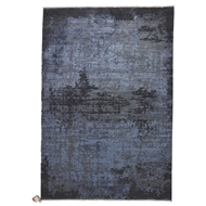 Jaipur Marseille Rug From Denisli Collection DEN02 - Black/Blue
